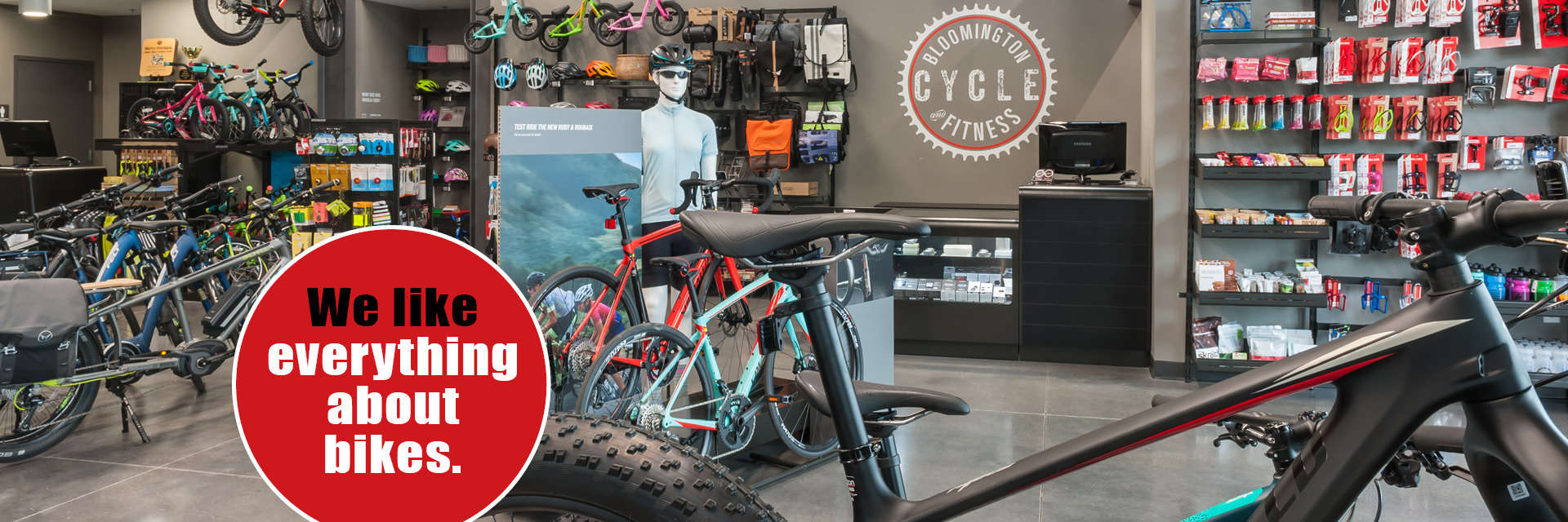 Shop Bikes at Bloomington Cycle & Fitness