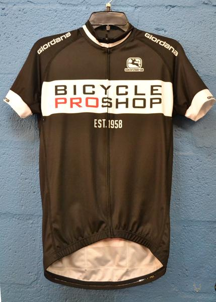Bicyle Pro Shop Black Bicycle Pro Shop Jersey