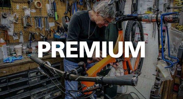 Bicyle Pro Shop Premium Tune-up - Service Special
