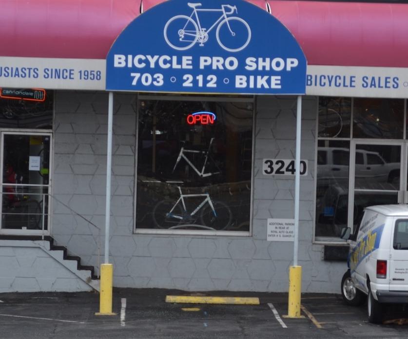 e4ebea2e572 Bicycle Pro Shop