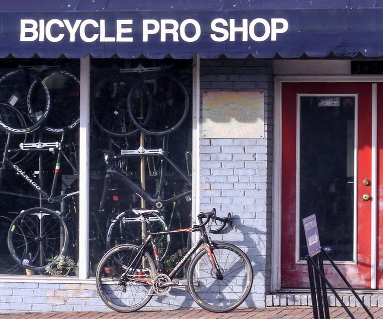 Bicycle Pro Shop
