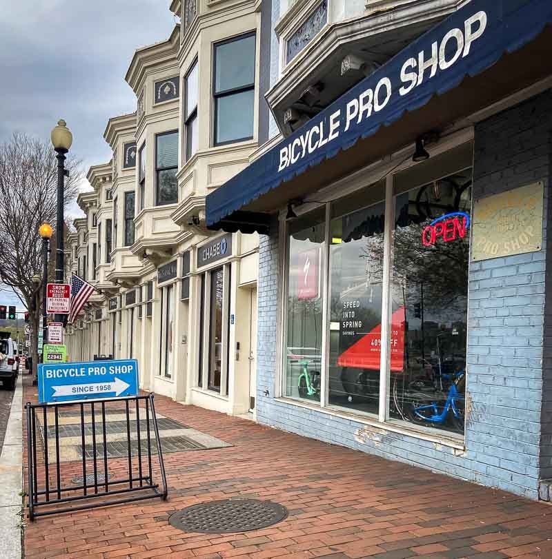 The Bicycle Pro Shop in Georgetown, Washington DC | Bicycle Sales & Service