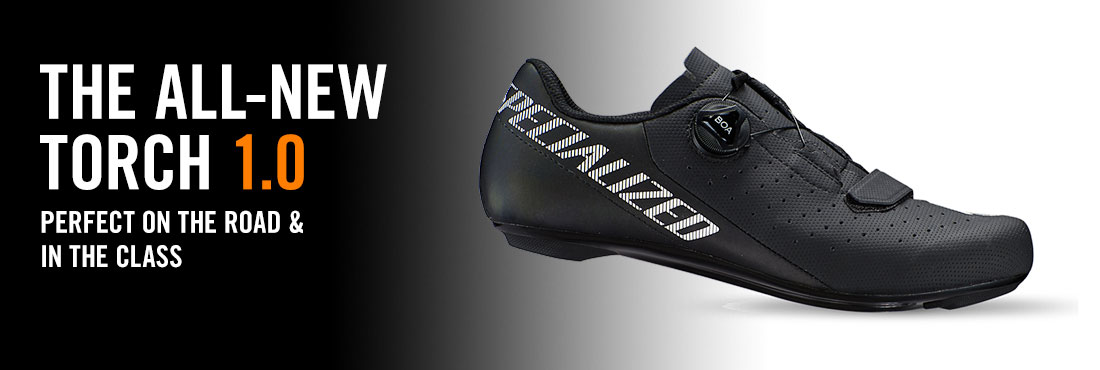 Specialized Torch 1.0 Road and Spinning Shoe