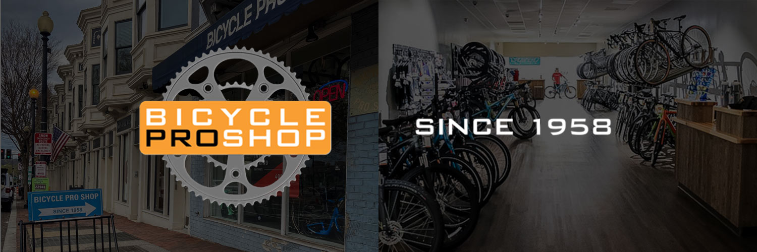The Bicycle Pro Shop | Since 1958