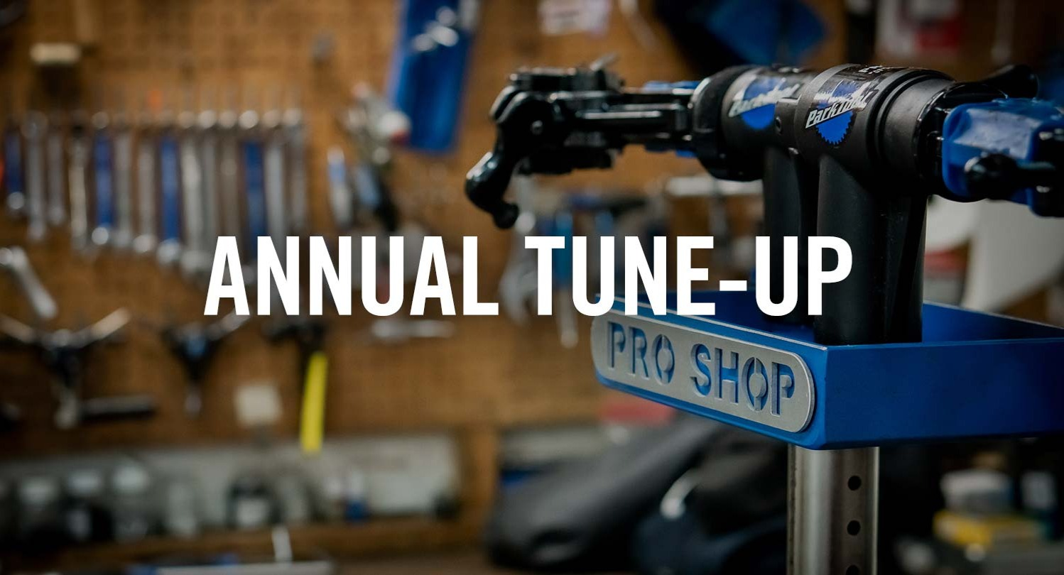 Annual Tune-Up at The Bicycle Pro Shop in DC, VA | Bicycle Sales & Service