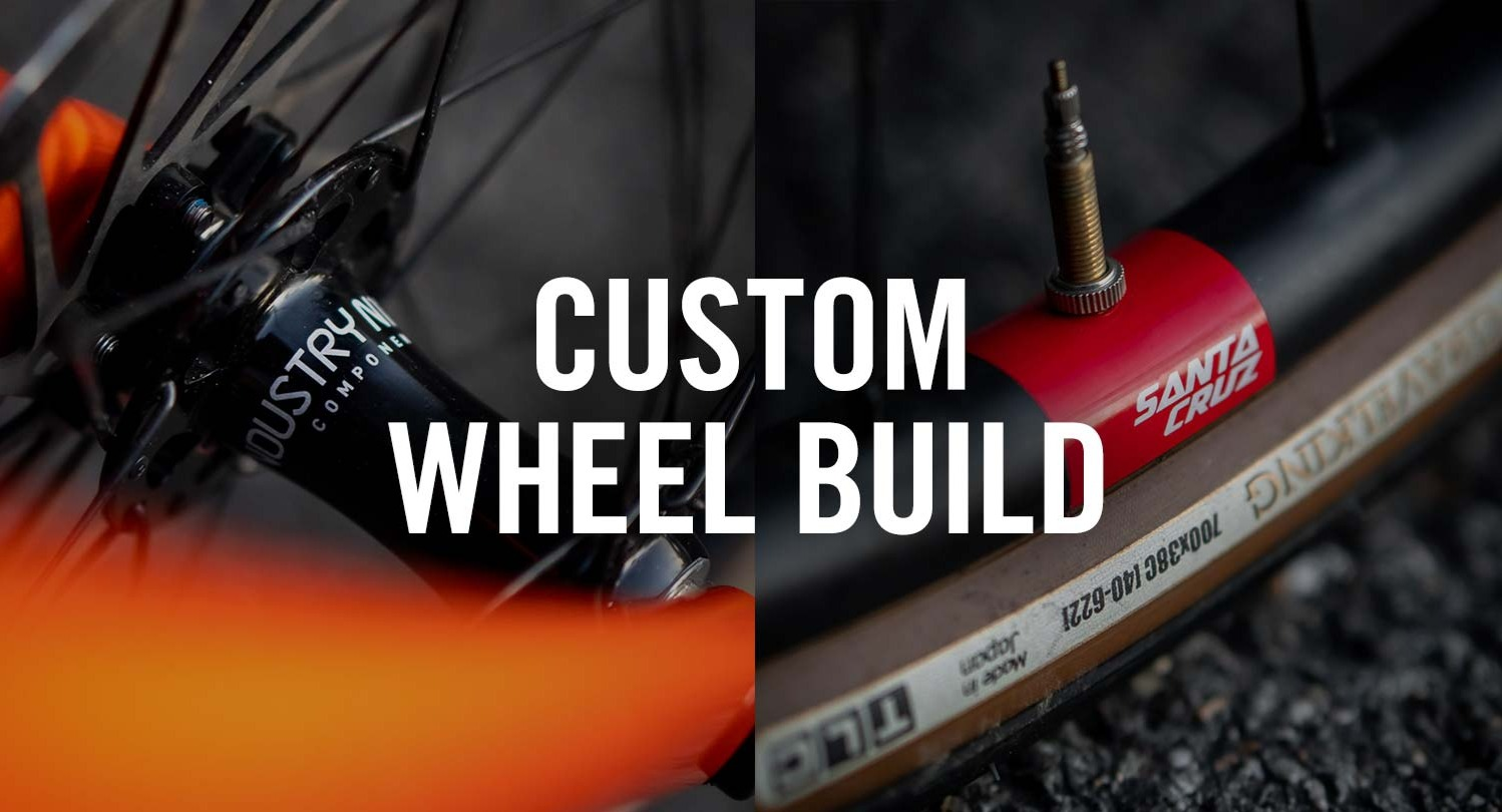 Custom Wheel Build at The Bicycle Pro Shop in DC, VA | Bicycle Sales & Service