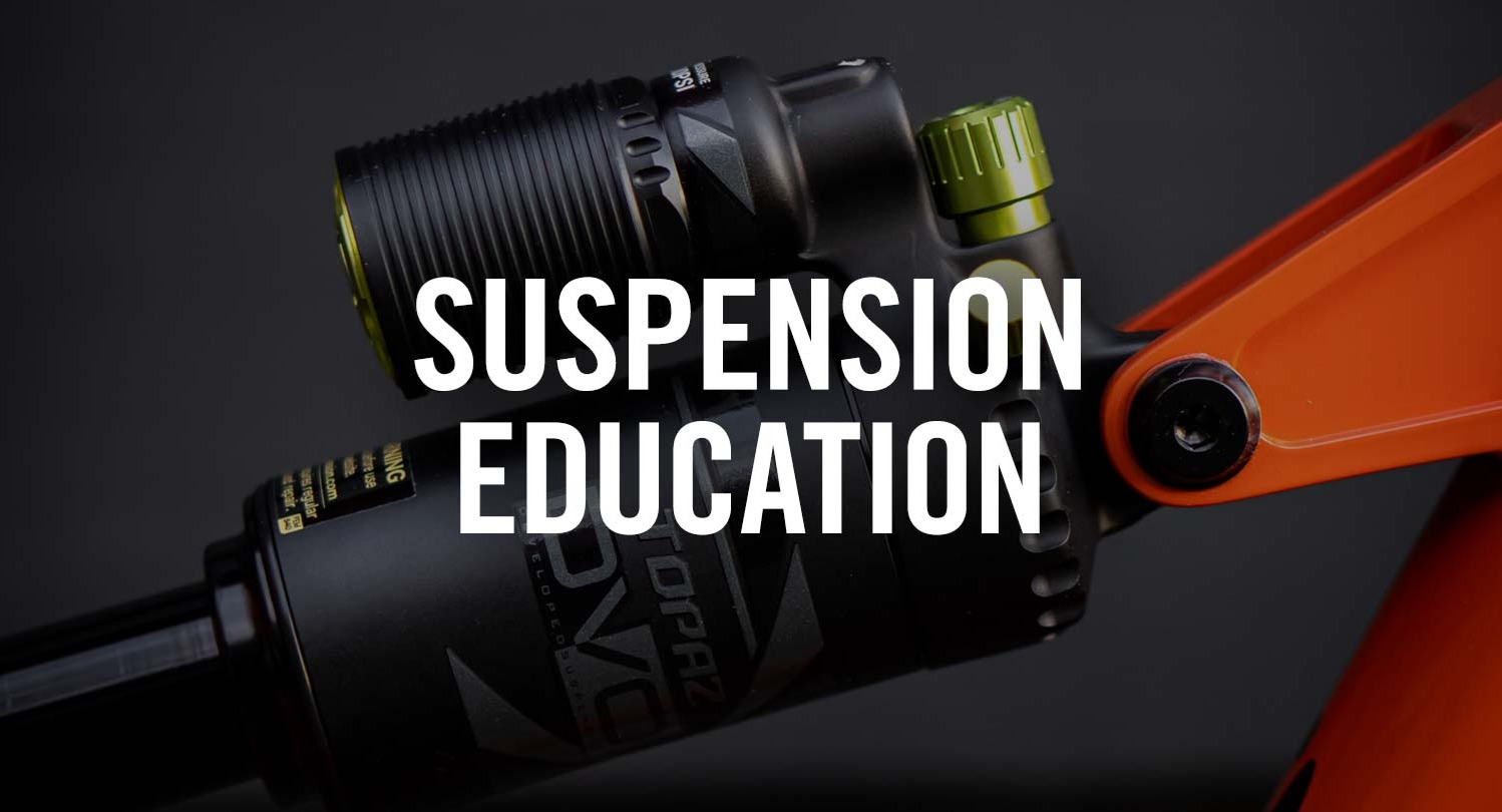 Suspension Education at The Bicycle Pro Shop in DC, VA   Bicycle Sales & Service