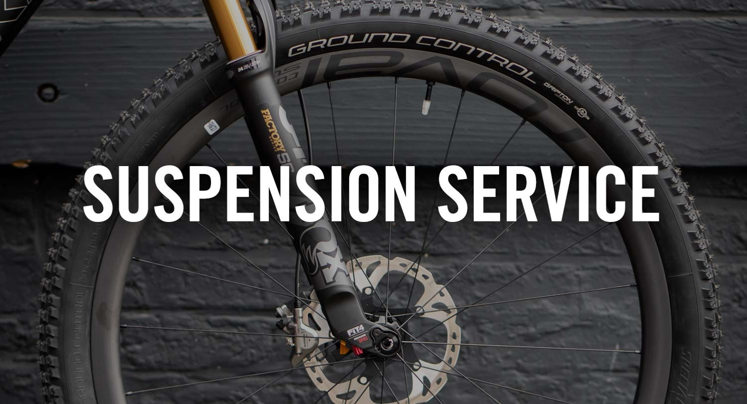 Suspension Service at The Bicycle Pro Shop in DC, VA | Bicycle Sales & Service