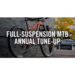 Bicyle Pro Shop Full Suspension MTB Annual Tune-Up