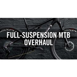 Bicyle Pro Shop Full-Suspension MTB Overhaul