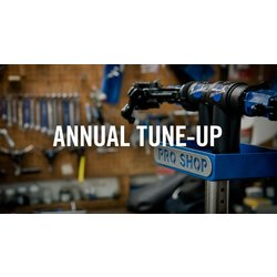 Bicyle Pro Shop Annual Tune-Up