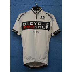 Bicyle Pro Shop White Bicycle Pro Shop Jersey