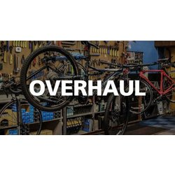 Bicyle Pro Shop Overhaul - Service Special