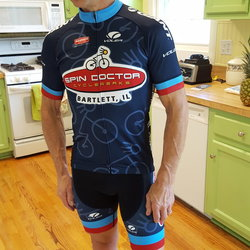Spin Doctor Custom Jersey