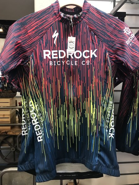 Red Rock Bicycle GLITCH SL PRO WOMANS JERSEY