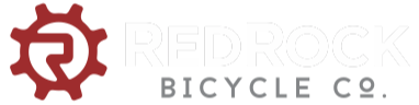 Red Rock Bicycle Logo