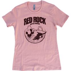 Red Rock Bicycle RRBC Ladies Terra Firma Tee