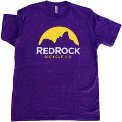 Red Rock Bicycle RRBC Bad Moon Tee