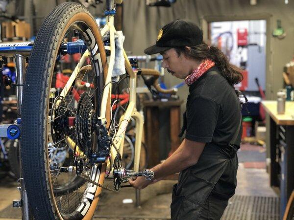 Full Cycle/Tune Up Bike Maintenance Class Series