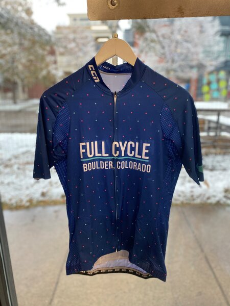 """Full Cycle/Tune Up Full Cycle 2020 Women's Jersey """"Galaxy"""""""