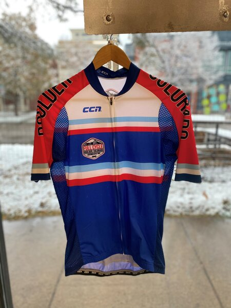 "Full Cycle/Tune Up Full Cycle 2020 Men's Jersey ""Rocket Pop"""