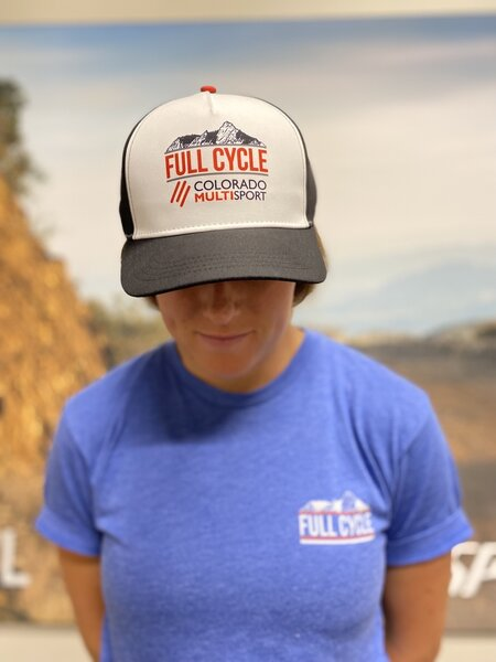 Full Cycle/Tune Up Full Cycle/CMS Trucker Mesh Hat