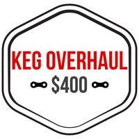 Full Cycle/Tune Up Keg Overhaul