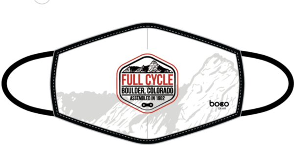 Full Cycle/Tune Up Full Cycle BOCO Face Mask