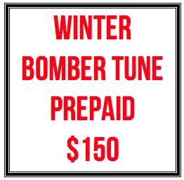 Full Cycle/Tune Up Winter Bomber Tune - Valid thru 3/15/19