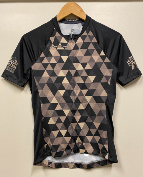 Full Cycle/Tune Up Full Cycle/Colorado Multisport Mens Blk/Tan Jersey