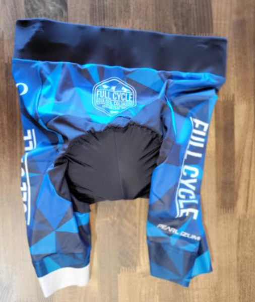 Full Cycle/Tune Up Full Cycle/Colorado Multisport Womens Blk/Blu Shorts