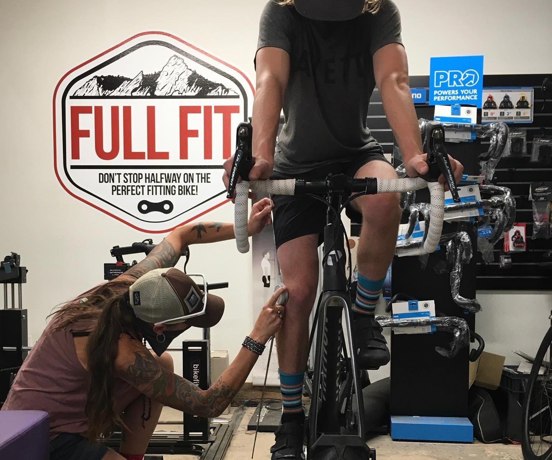 Full Fit Bike Fitting