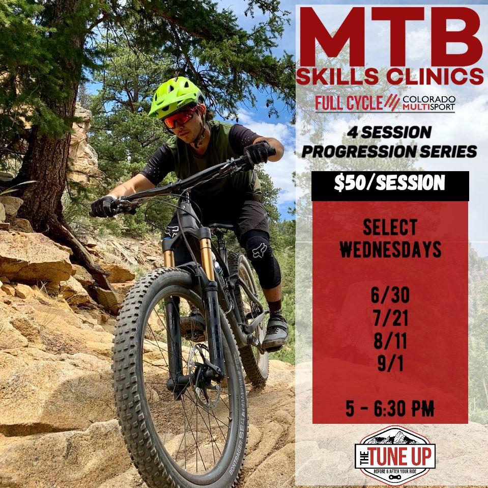 MTB Skills Clinics