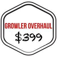 Growler Overhaul $399