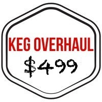 Keg Overhaul $499