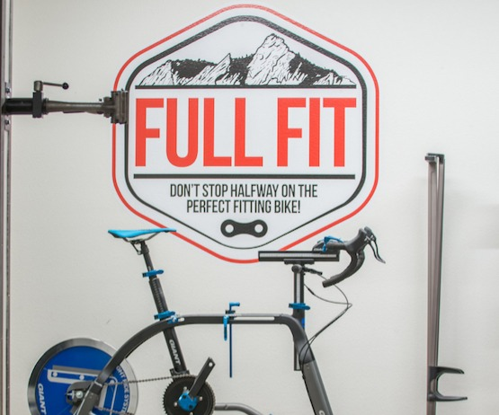 Full Fit Bike Fitting