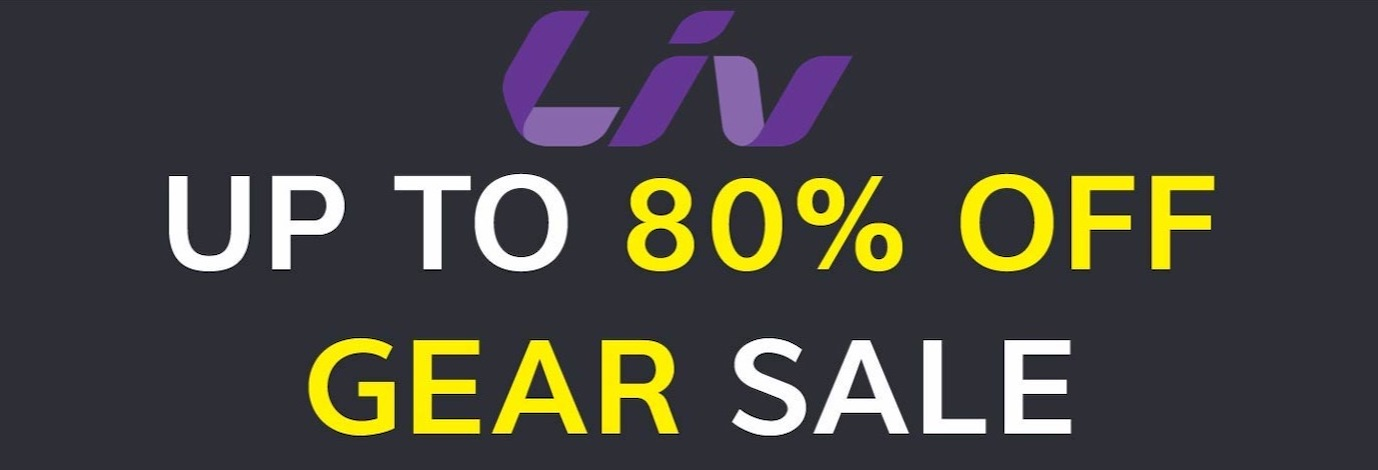 Up to 80% off Liv gear