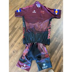 Full Cycle/Tune Up Full Cycle/Colorado Multi Sport Mountain Fade Road Jersey | Men's