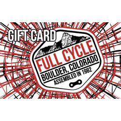 Full Cycle/Tune Up Gift Card