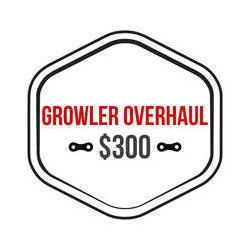 Full Cycle/Tune Up Growler Overhaul