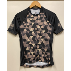 Full Cycle/Tune Up Full Cycle/Colorado Multisport Womens Blk/Tan Jersey