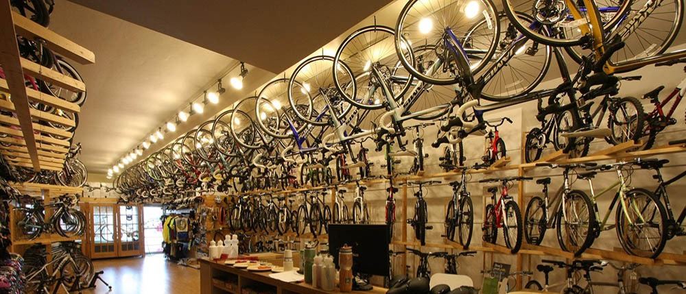 Bicycle Boulevard showroom