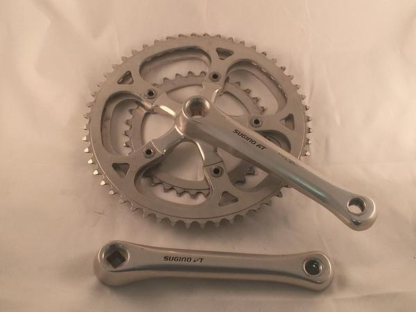 Sugino AT Triple Crankset