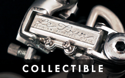 Collectible Bike Parts - link to catalog