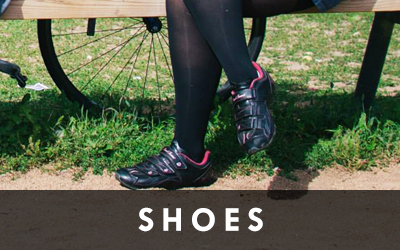 Cycling Shoes - link to catalog