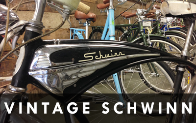 Vintage Schwinn Bikes and Parts - link to catalog