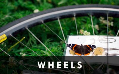 Bike Wheels - link to catalog