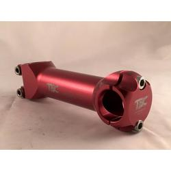 TEC Components Stem Anodized Red