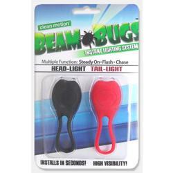 Clean Motion Beam Bugs (pair)