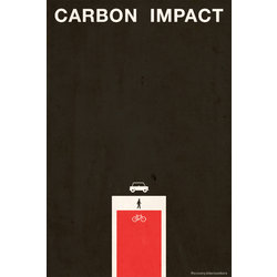 Re-Cycle Carbon Impact Poster